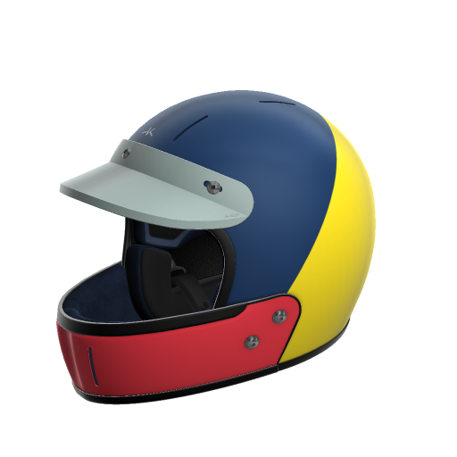 helmet custom paint, Configurator