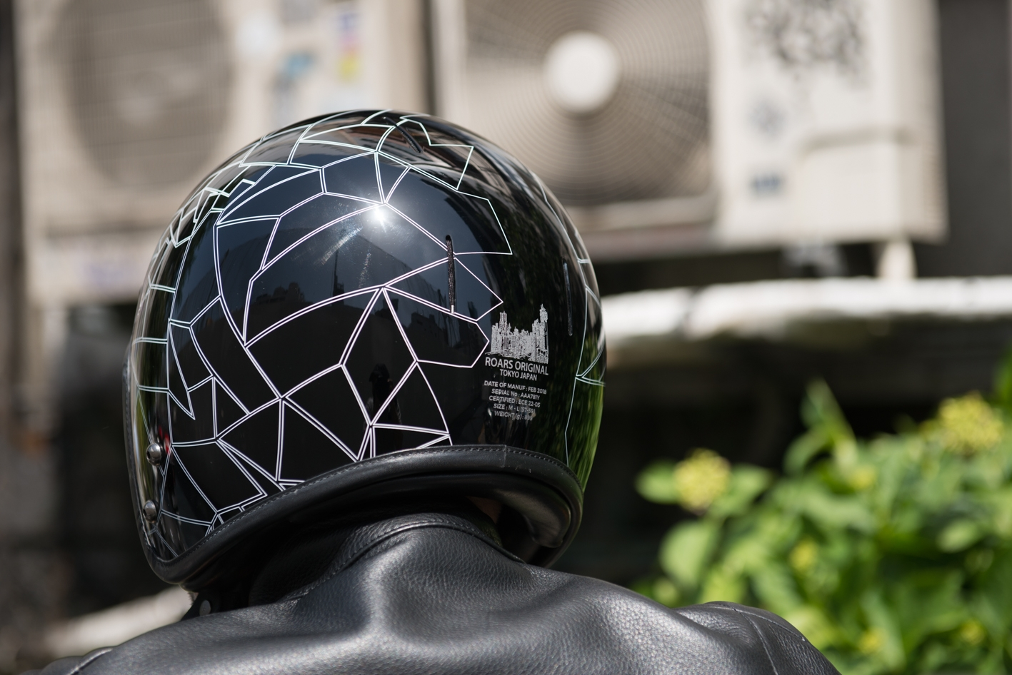 helmet roars, Roars Original
