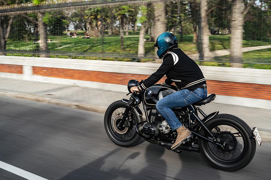 CRD helmet, Cafe Racer Dreams